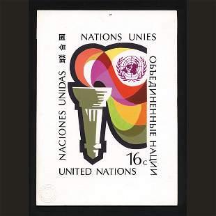 UN Drawing- Jose Antonio Prieto Dolores