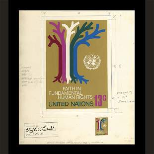 UN Approved Drawing by Alrun Fricke