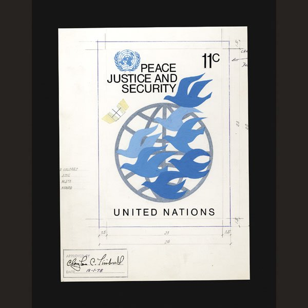 2432: UN Approved Drawing by Young Sun Hahn