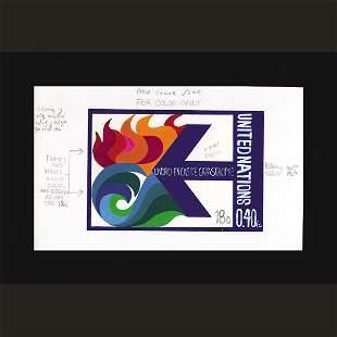 UN Printer's `Color Model' - Gidon Sagi