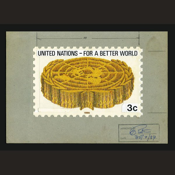 3132: UN Approved Drawing by David Ben Hador