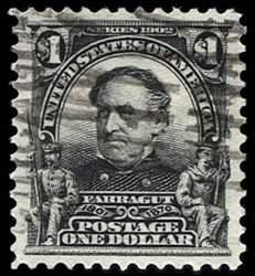#311, $1.00 Black,