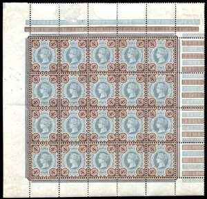 #116, 1887 4p Brown and green,