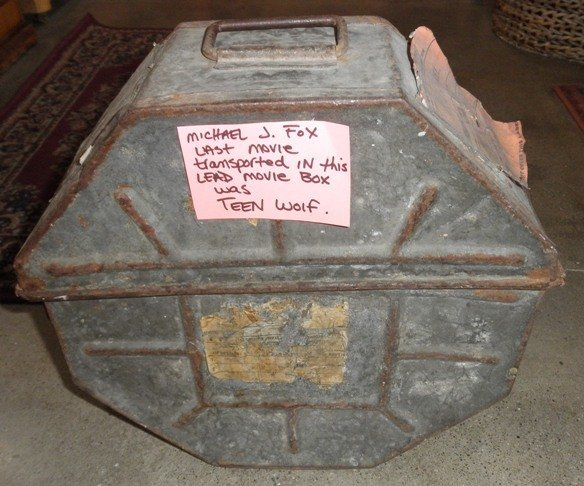 Movie Film Carrying Case / Box