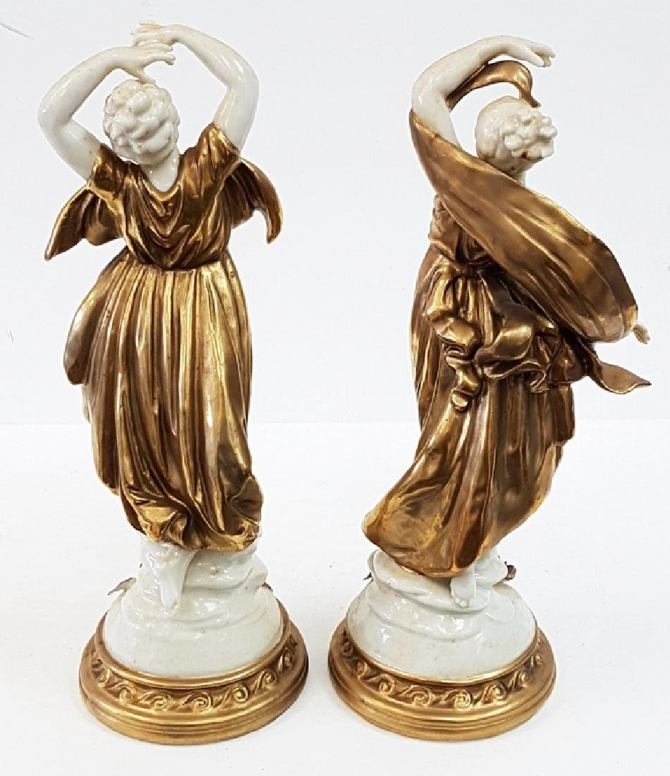 ANTIQUE PORCELAIN FIGURES - 2