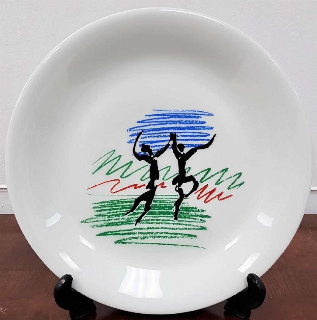 Pablo Picasso Vintage Plate
