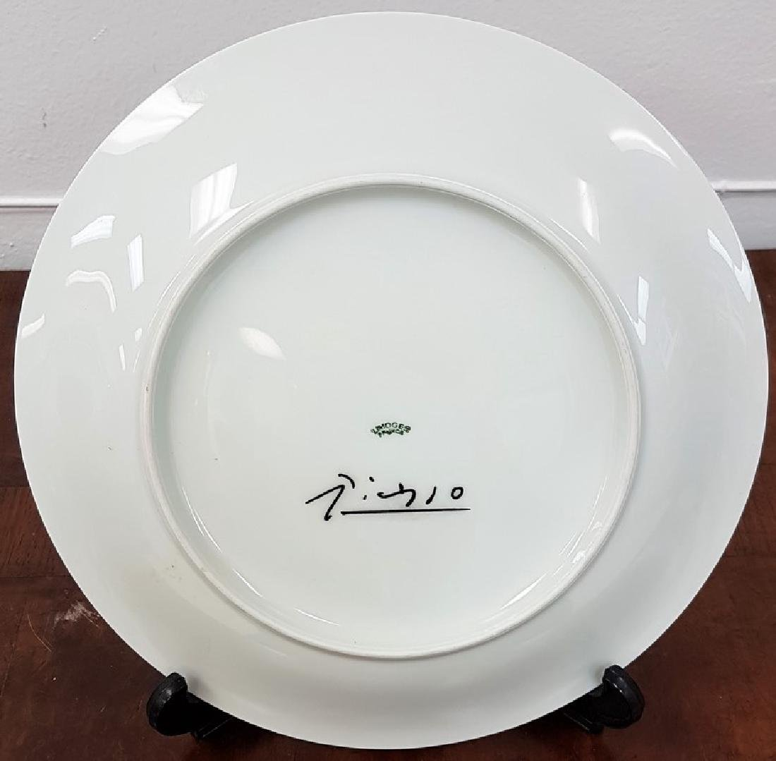 Pablo Picasso Vintage Plate - 2