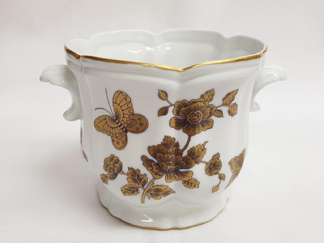 Estee Lauder Hand Painted Porcelan Vase