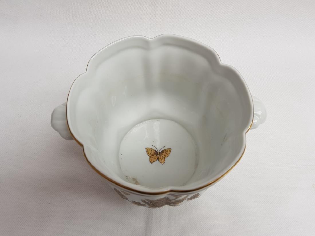 Estee Lauder Hand Painted Porcelan Vase - 2