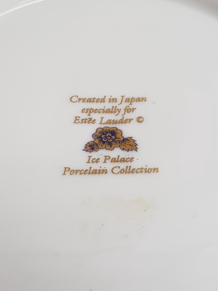 Estee Lauder Hand Painted Porcelan Vase - 3