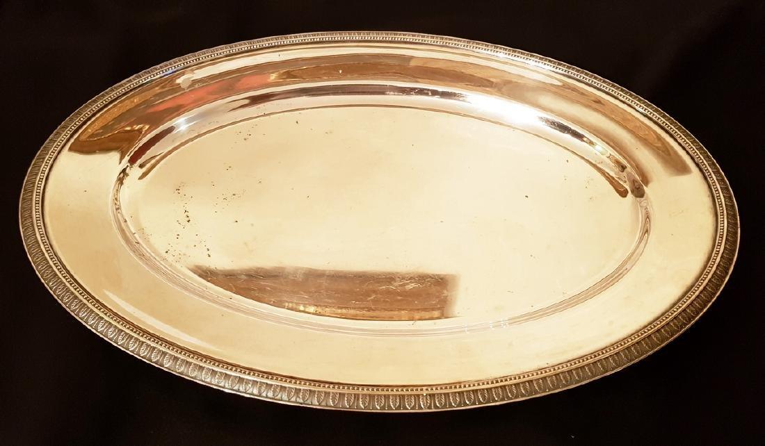 Christofle Silver-plate Platter
