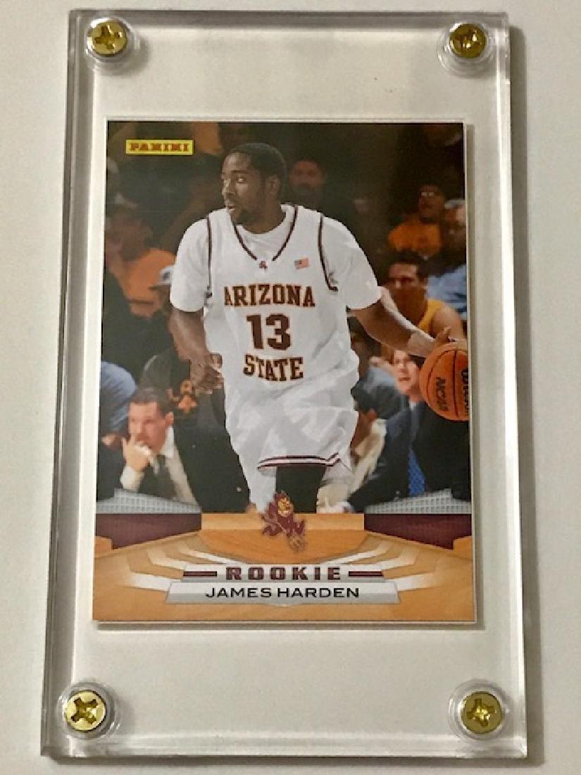 MVP Mint JAMES HARDEN Rookie Basketball Card