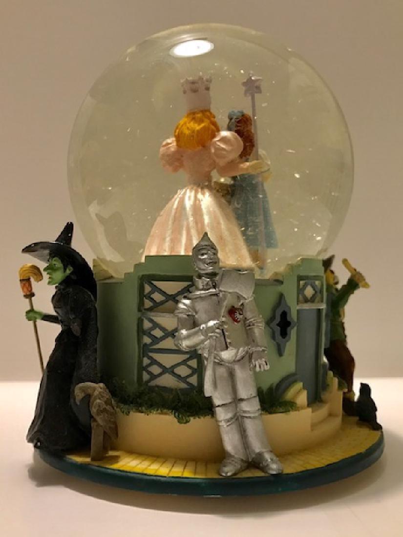 Vintage Wizard of Oz Working Musical SNO-GLOBE - 2