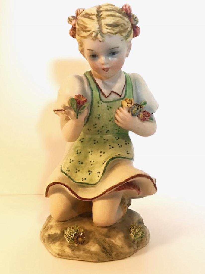 Rare 1930's Signed NOVE, ITALY Porcelain Figurine