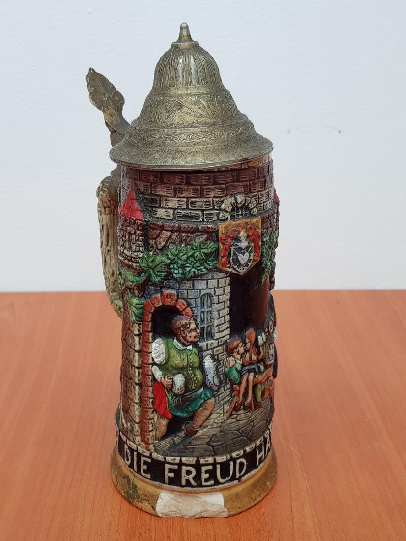 MADE IN GERMANY BEER STEIN - 2