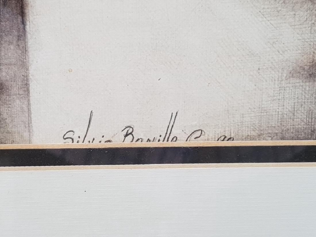 SILVIO BONILLA COREA 90 INK ON PAPER - 2
