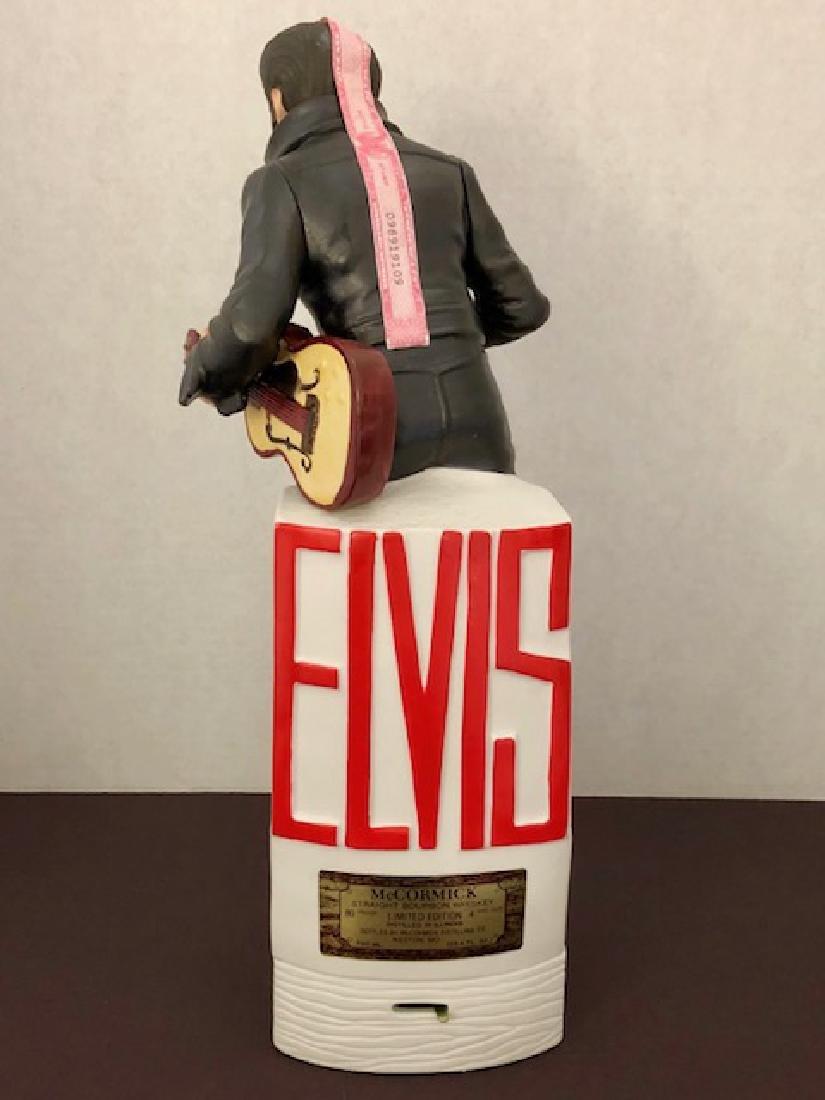 Rare 1968 ELVIS PRESLEY Porcelain Musical Decanter - 2