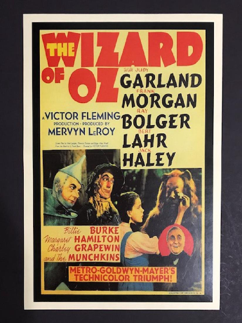 The Wizard of Oz Movie Theater  Poster