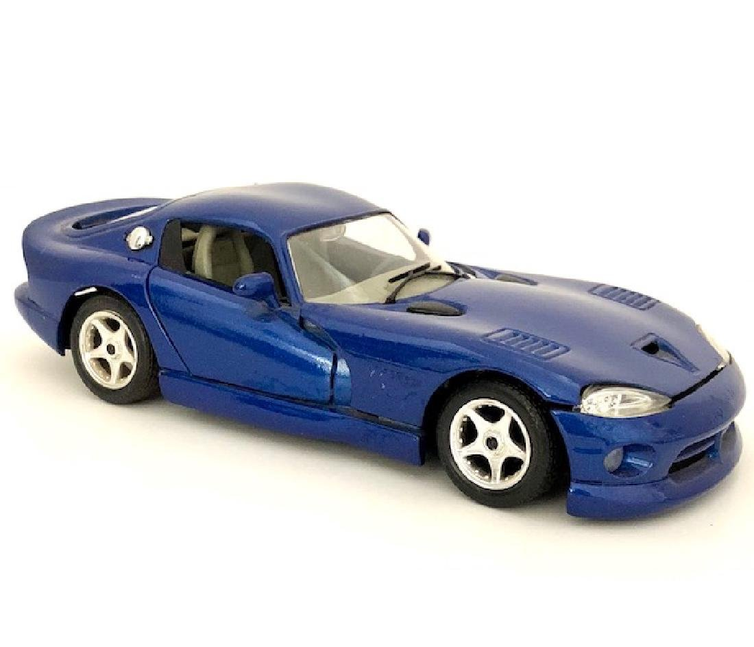 BURAGO Made in Italy Die-Cast DODGE VIPER GTS
