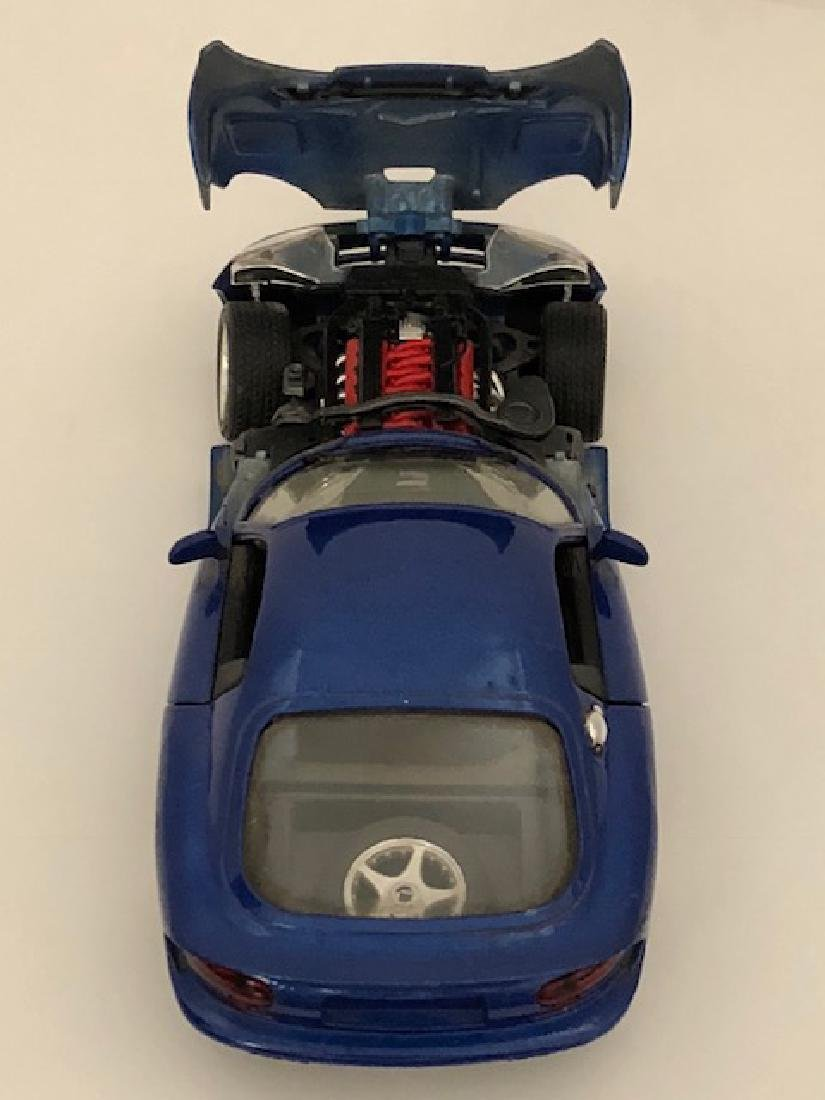 BURAGO Made in Italy Die-Cast DODGE VIPER GTS - 2