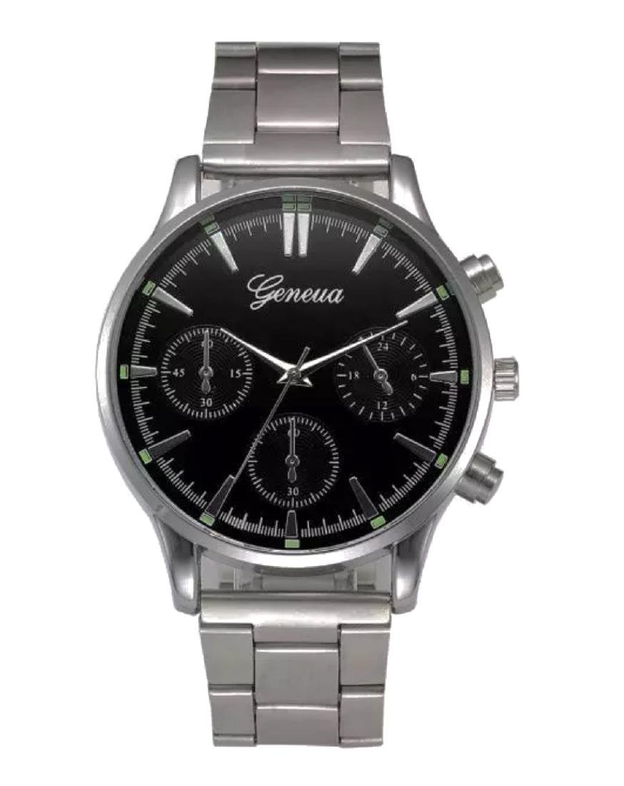 Elegant New GENEVA Men's Dress Watch