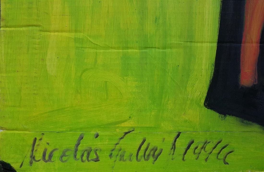 NICOLAS GUILLEN LANDRIAN (1938-2003) - 2