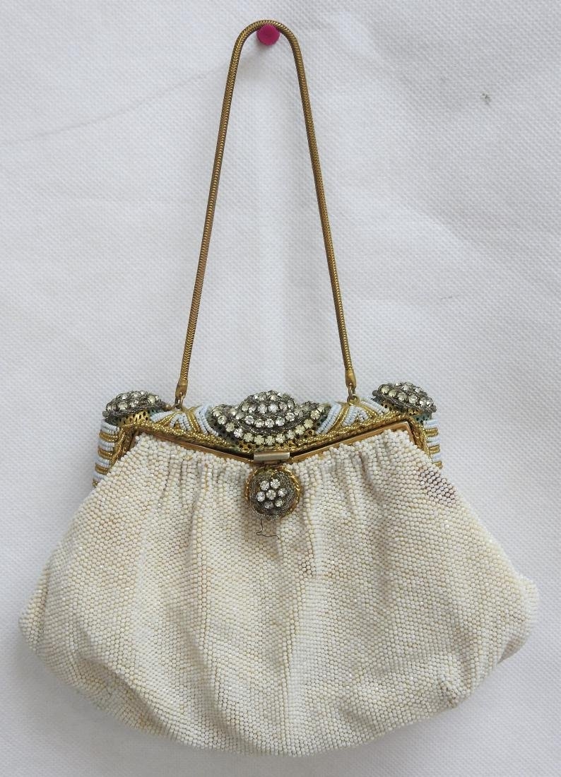 vintage art deco french purse