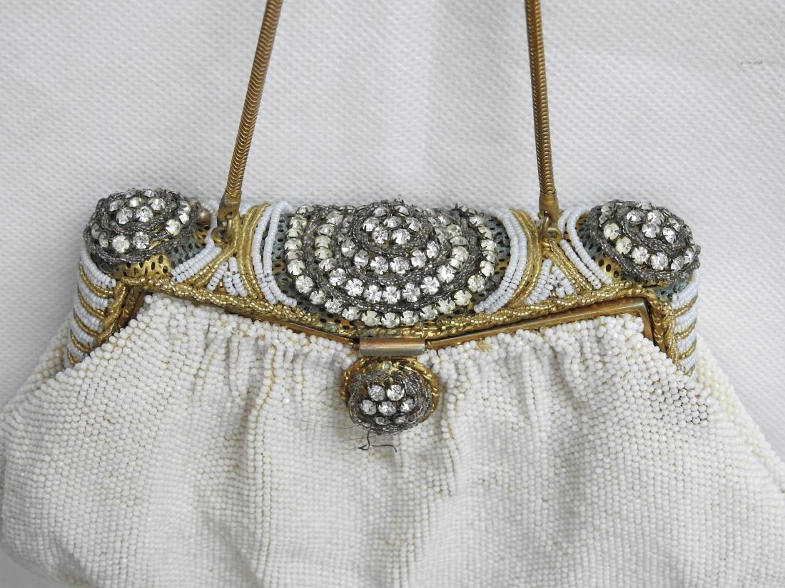 vintage art deco french purse - 2