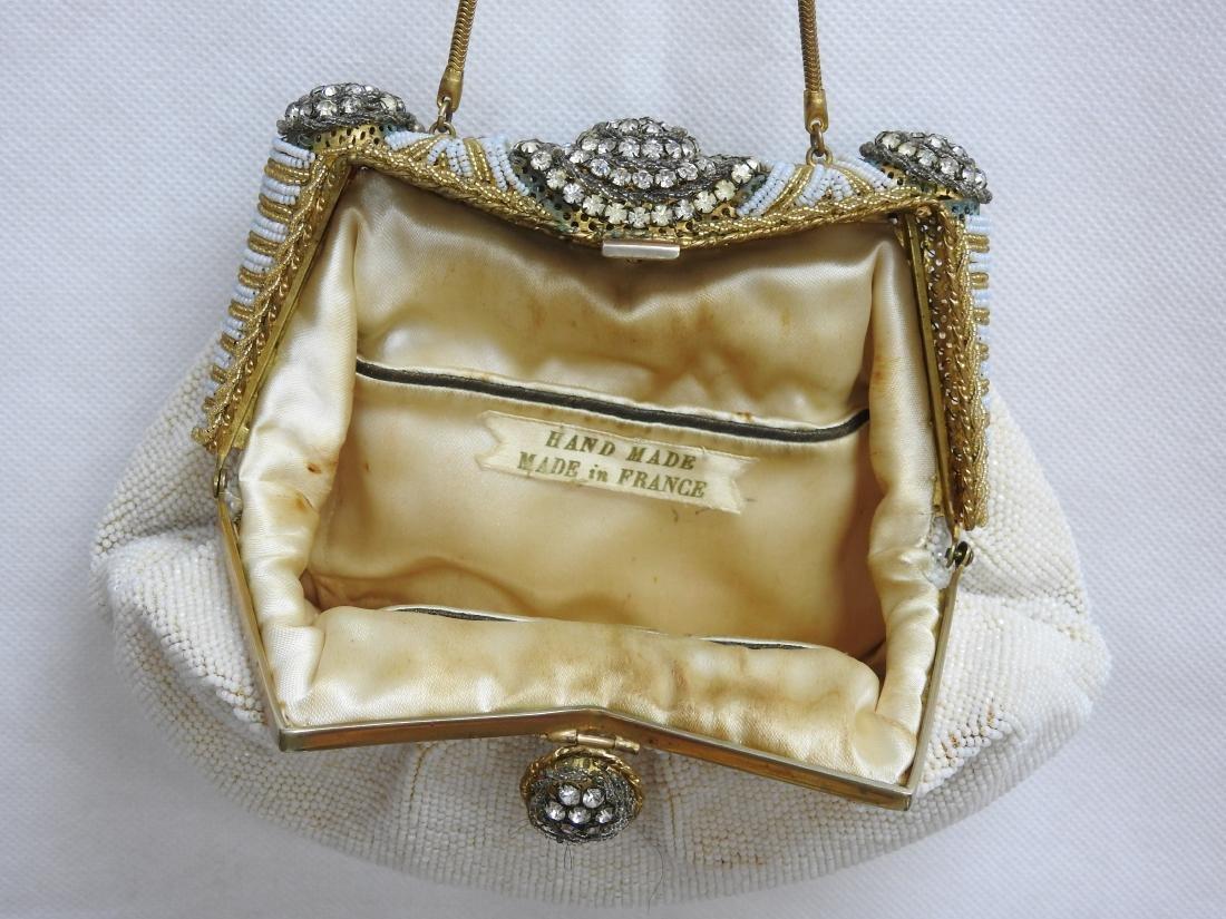 vintage art deco french purse - 3