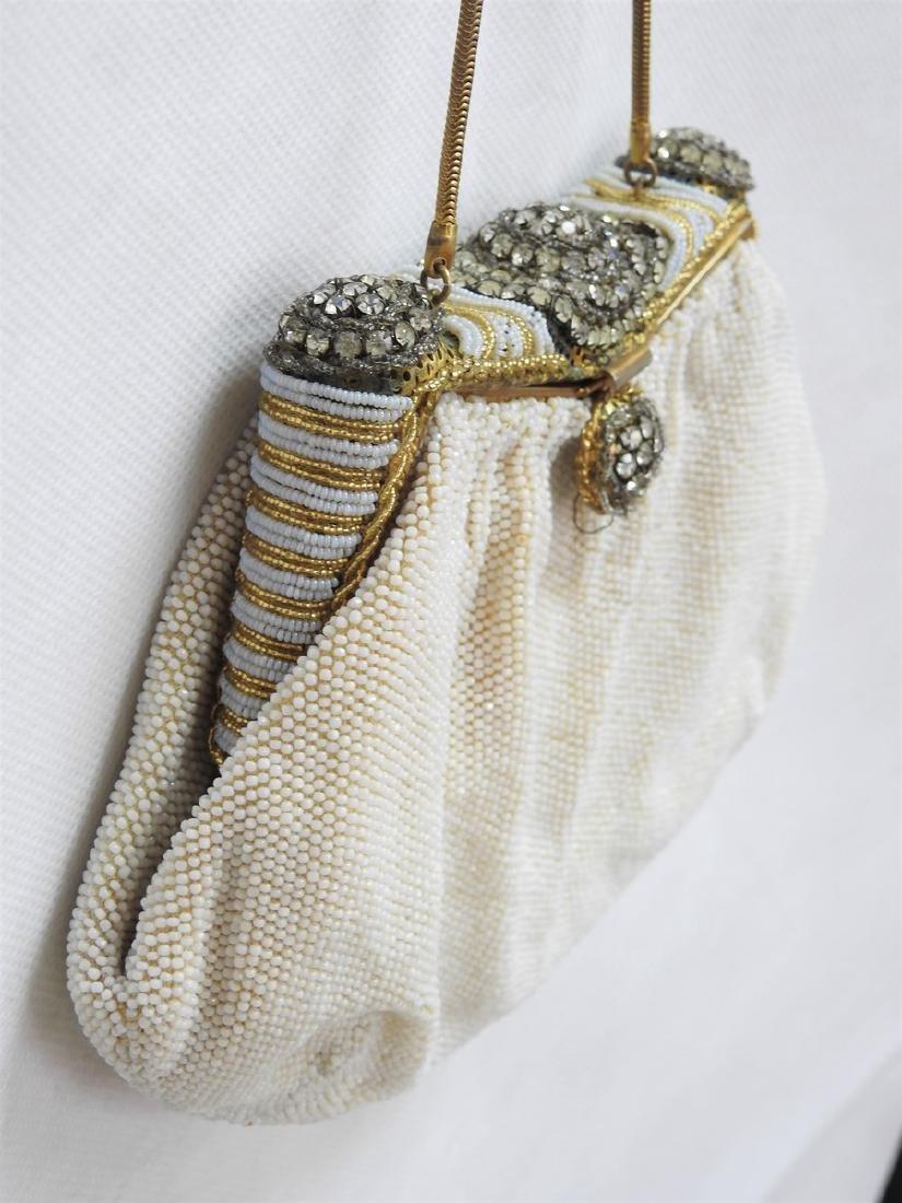 vintage art deco french purse - 4