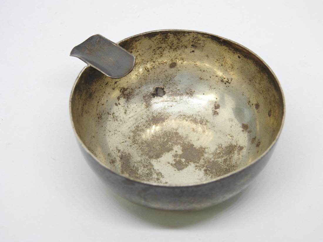 Vintage Maciel Mexico Hand Stamped Sterling Silver