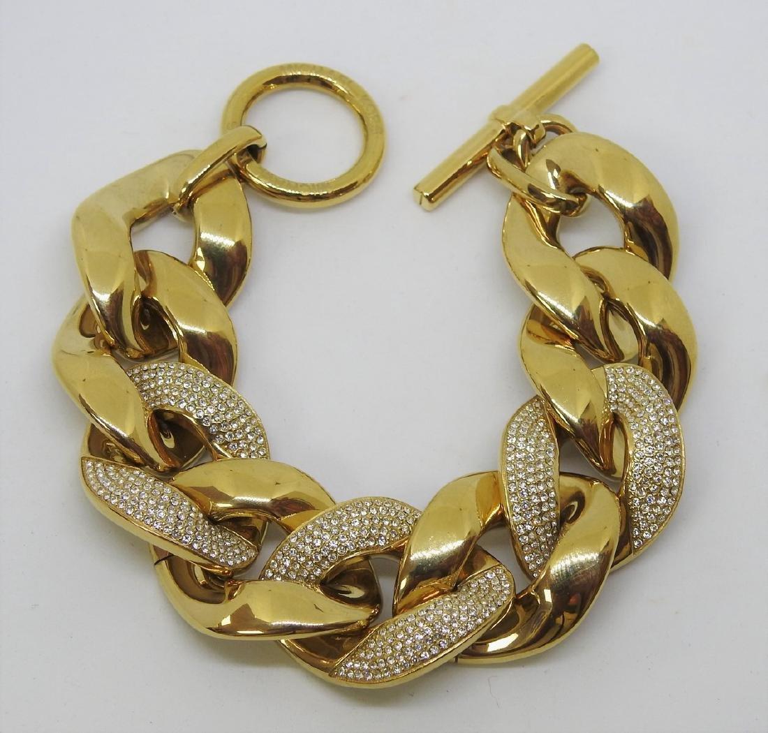 Michael Kors big link bracelet