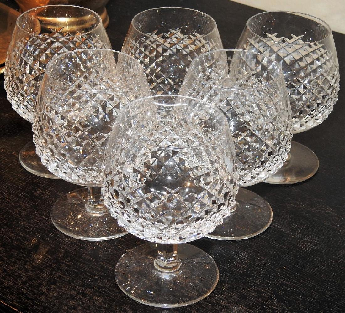 WATERFORD CRYSTAL GLASS SET