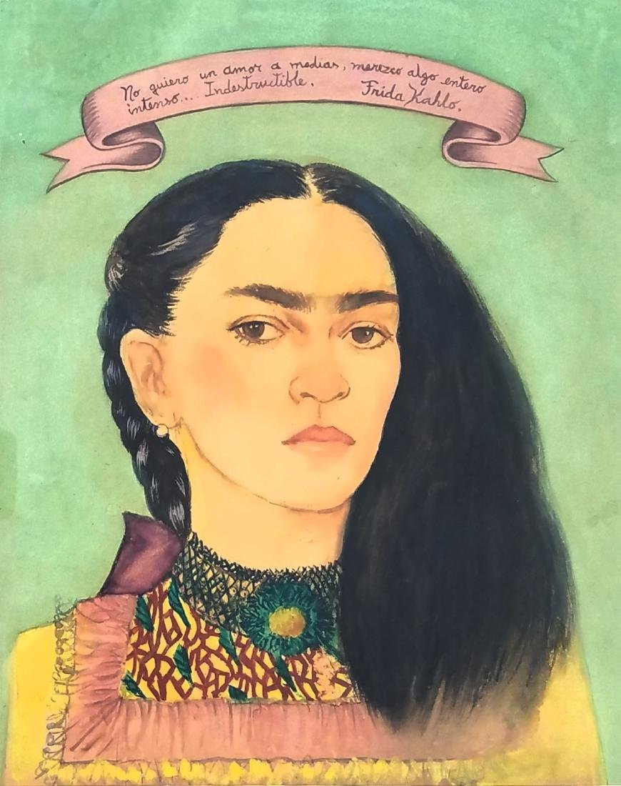 ATTRIBUTED TO Frida Khalo