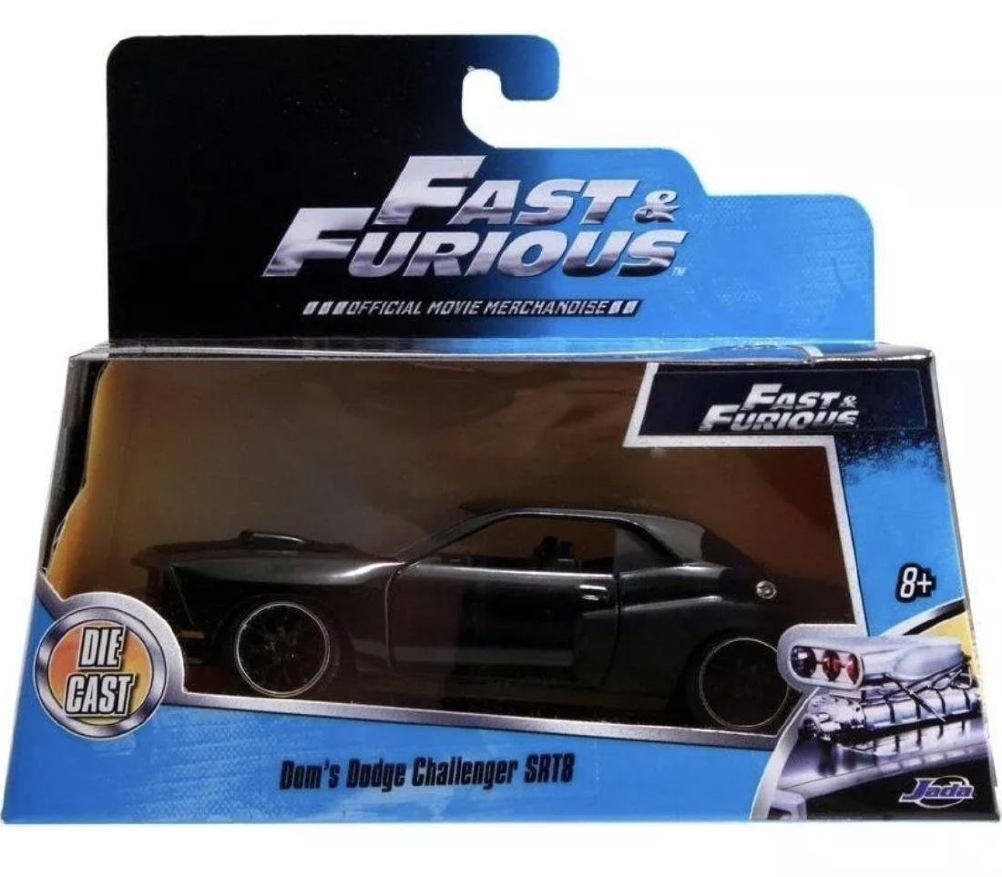 Limited Edition FAST & FURIOUS Die-Cast Car by JADA