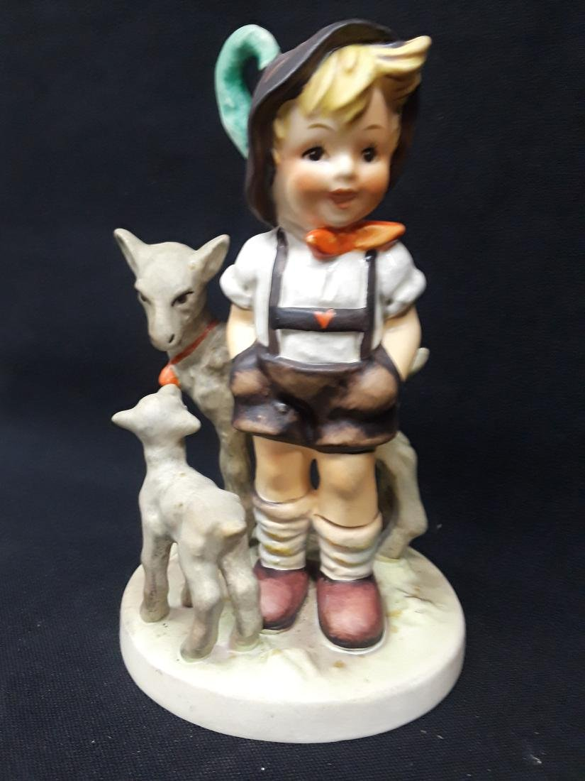 Vintage German MJ Hummel Porcelain Figure