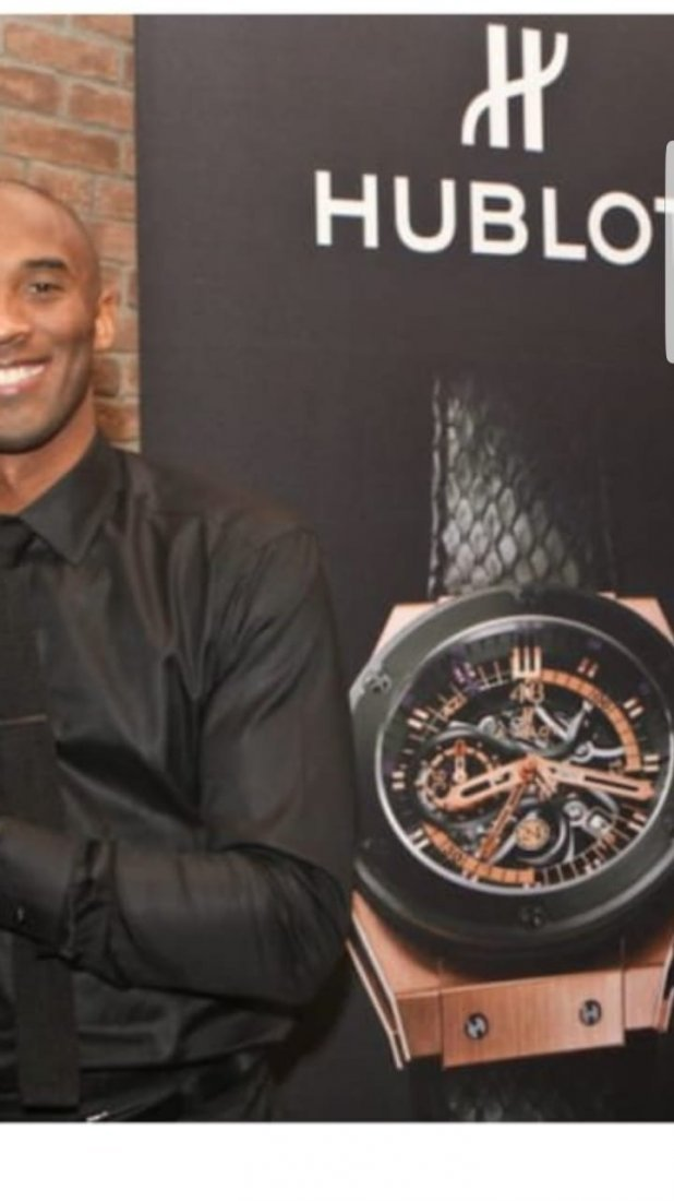 HUBLOT KOBE BRYANT KING POWER BLACK MAMBA TOURBILLON