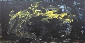 Emil SCHUMACHER (ATTRIB) (1912-1999)