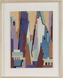 CHARLES sheeler 1950 Attrib