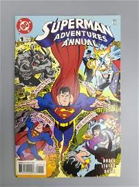 Superman Annual Comic