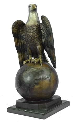 Nardini American Eagle Bronze