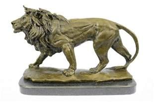 Bargo Lion Bronze Sculpture