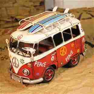 VW Minibus Home Décor
