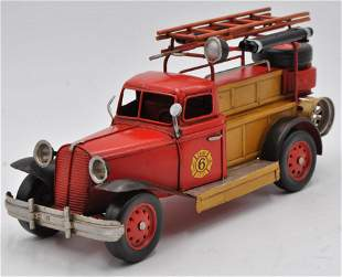 Ford Model Fire Truck