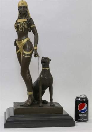 Cesaro Egyptian Queen Bronze