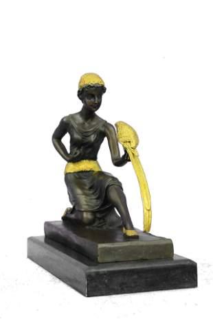 D.H Chiparus Art Deco Bronze