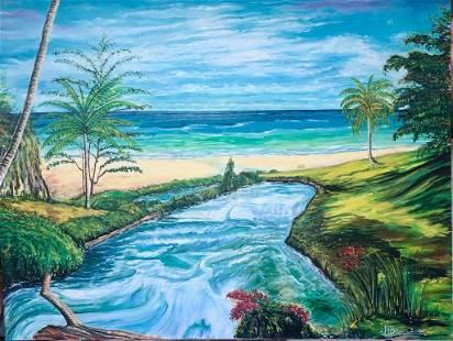 White River ( Ocho Rios ) Jamaica