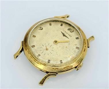 Antique Longines 14k YG Men's Watch.