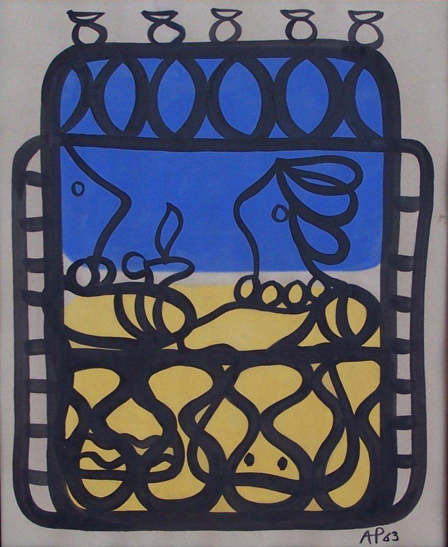 AMELIA PELAEZ (CUBAN 1896-1968)