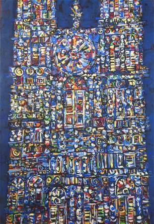 Rene Portocarrero (Cuba 1912-1985)